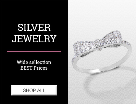 Luxo Jewelry - Silver Jewelry Collection